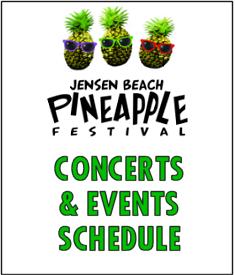 Jensen Beach Pineapple Festival About The Festival